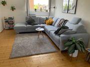 Hochwertige und schöne L-Couch Sofa
