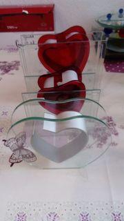 Glas-Vasen