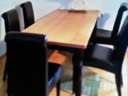 Tisch Wohnzimmertisch Esstisch Holztisch