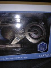 USS Discovery OVP