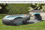 Mähroboter fachgerecht installieren in Dresden