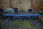 Gartentisch mit 6 Stühle