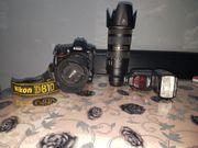Nikon D810 24-120mm Nikon 70-200mm