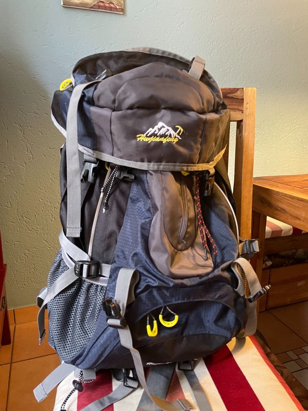 Wanderrucksack 65 5L - fast wie