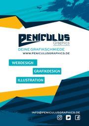 Peniculus Graphics - Dein Grafik- Webdesigner