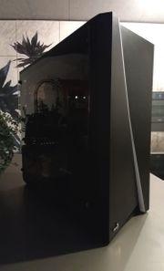 RGB Gaming PC Acryl-Fenster