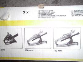 Werkzeuge - Abziehsatz 3x