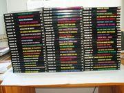 73 Bände MALCO Krimi-Taschenbücher von