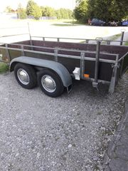 PKW-Anhänger 2000 kg