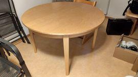 Runder Esstisch Ausziehbar Ikea Zuhause