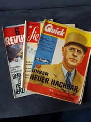 Alte Ilustrierte