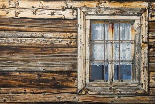 SUCHE alte Fenster mit Fensterstock