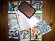 Nintendo DS lite inkl 10