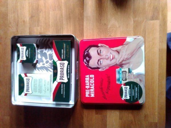 Proraso Vintage - Green Refresh - Rasierset