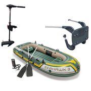 Intex Schlauchboot Set Seahawk 3