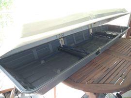 Fahrrad-, Dachgepäckträger, Dachboxen - Dachbox Thule 250