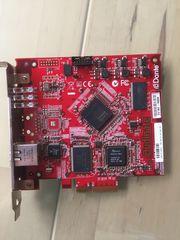 DANTE AUDINATE PCIe Karte