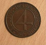 Alte Münzen für Sammler