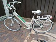 Elektro - Damen - Markenfahrrad E- Bike