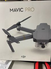 DJI Mavic Pro incl IPhone