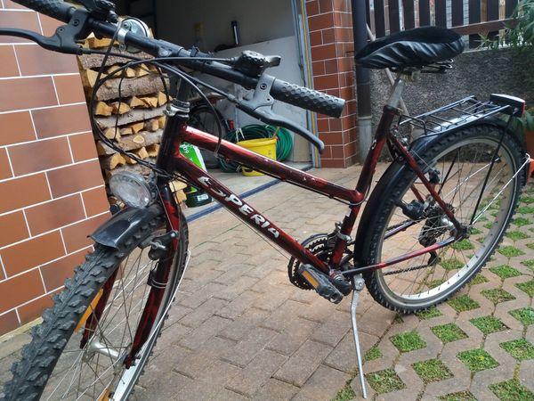 26 Zoll Mountainbike