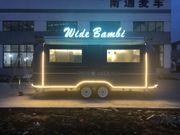 erzoda Foodtruck Anhänger - Imbisswagen - Verkaufsanhänger