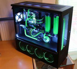 High End Gaming PC Caselabs: Kleinanzeigen aus Offenburg Griesheim - Rubrik PCs über 2 GHz