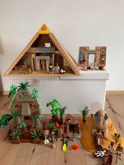 Playmobil Pyramide