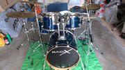 Schlagzeug Set Basix mit viel