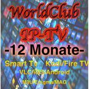 12 Monate weltweites Tv Programm