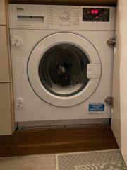 Beko Waschmaschine integrierbar