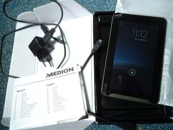 Tablet Medion 7 Zoll 8
