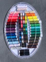 Fadenset 32 Farben Nähen Nähmaschine