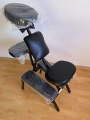 Mobiler Massagestuhl klappbar