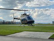 Hubschrauber fliegen auch selber fliegen