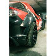 Mazda RX8 Kotflügelverbreiterung hinten Widebody
