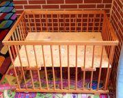 Babylaufstall 75x100 cm höhenverstellbar mit