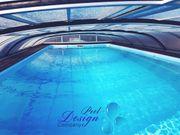 NEU GfK Schwimmbecken Swimmingpool COMFORT