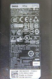 Netzteil f DELL-Notebook
