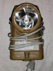Akku Lampe Dominit Z225S 4120138