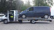 Vermietung Verleih PKW Autotransport abschlepper