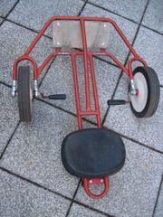 Kinderfahrzeug Swingcart Handantrieb kein Kettcar