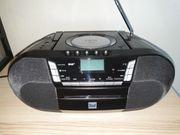 Dual DAB-P 200 CD-Radio DAB