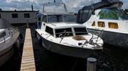 Motorboot GFK Boot Volvo Penta