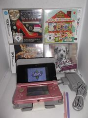 Nintendo 3DS Coral Pink Edition