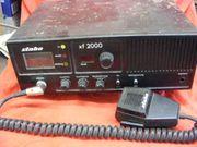 Funkgeraet Stabo XF 2000 Feststation