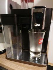 Qbo kaffeekapselmaschiene