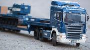 RC THW - Scania Truck Tamiya