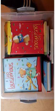Kinderbuch Leo Lausemaus