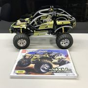 Lego Technic 8466 - 4x4 Offroad